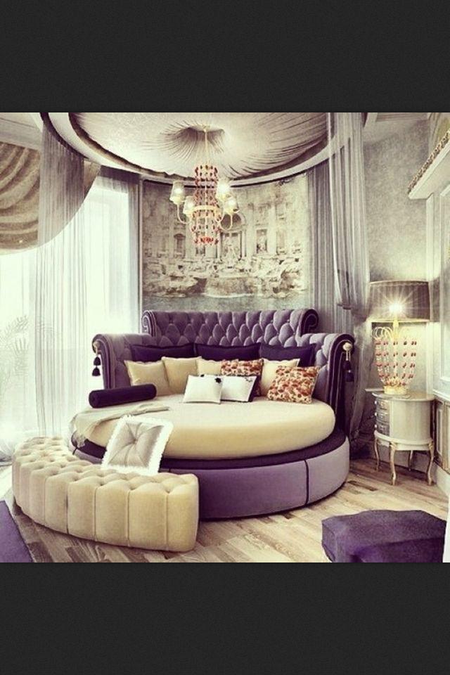 17 Best Ideas About Royal Purple Bedrooms On Pinterest