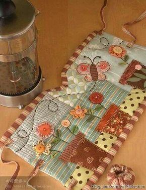 17 Best Ideas About Mug Rugs On Pinterest Quilting Mug