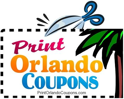 Free Printable Coupons for Orlando Shopping, Restaurants, Attractions, and More...