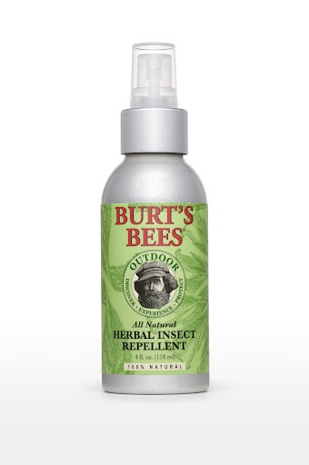 Not only does this herbal spray ward off bugs, but the essential oils also moisturize skin.
