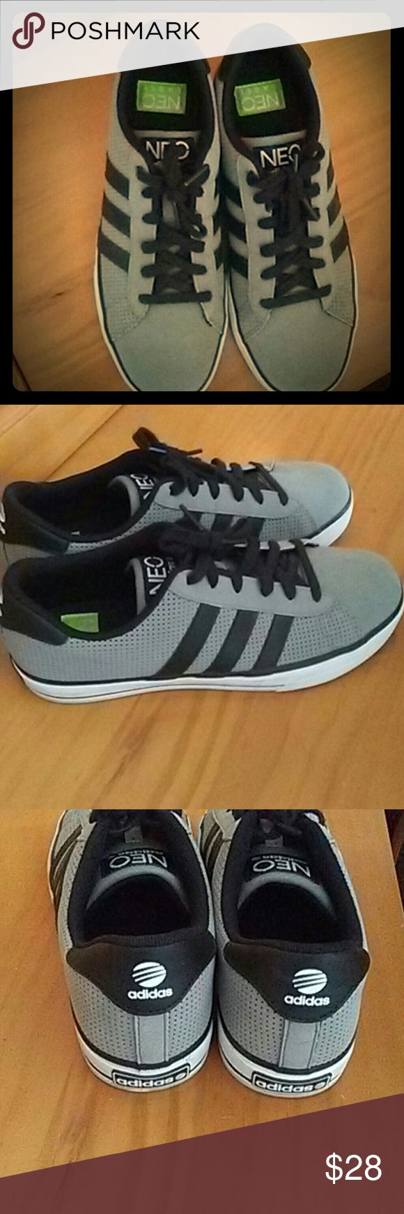 New Adidas Neo! New without tags Adidas Neo! Super comfy with ortholite comfort insoles. Unisex... Size 8 in mens, 10 in womens. adidas Shoes Sneakers