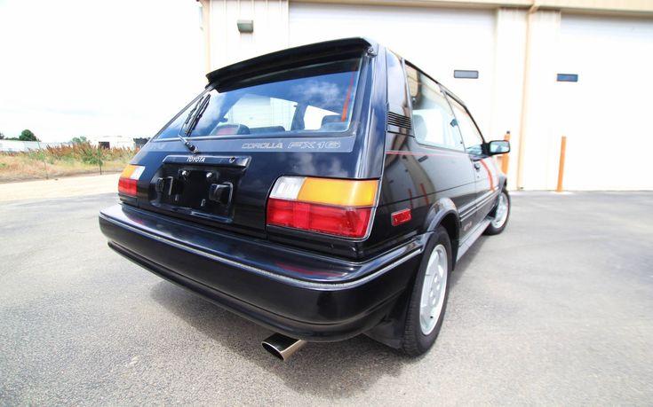 1987 Toyota FX16 GTS
