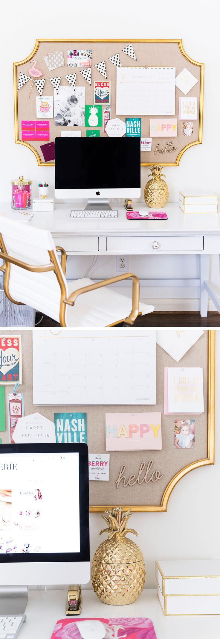 Home Office Space, Desk Area!