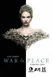War & Peace  As the Russian conflict with Napoleon reaches its peak, five aristocratic families face the possibility of their lives being changed forever. TV - 14