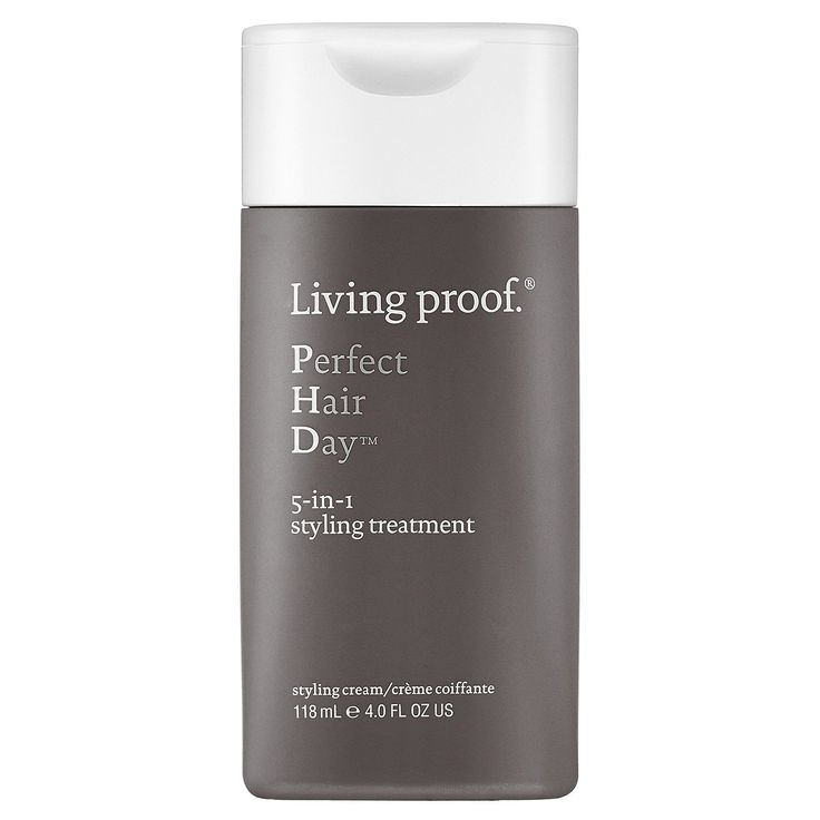 "5/5 ""Living Proof Perfect Hair is magic! I don't have the kind of hair I can let air dry without it ending up crazy. This styling product completely transforms my hair and smoothes out the frizz without the pain of a blow dryer."" -Denise Z. #Sephora #DailyObsessions"
