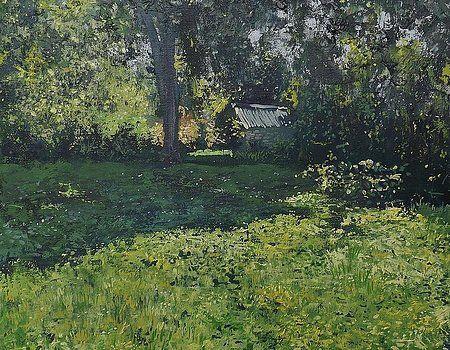 Little summer etude by Danil Shurykin