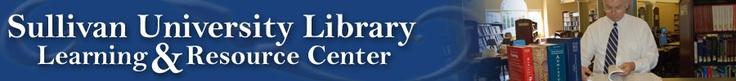 Sullivan University Archives website