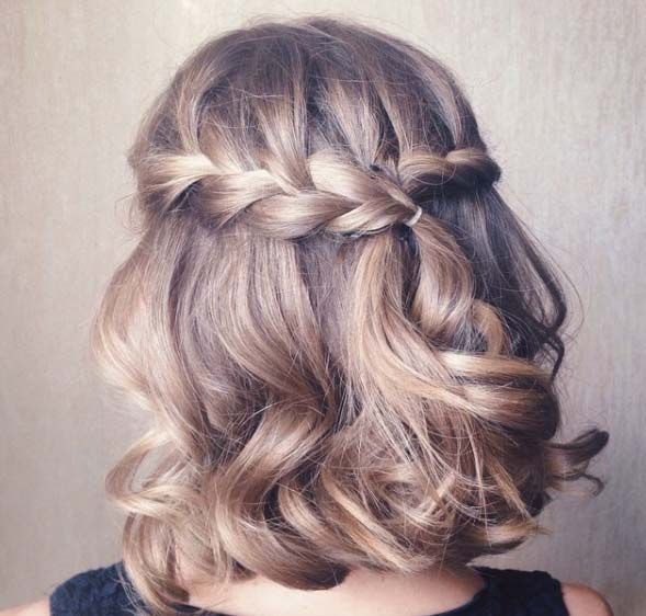 hair styles for college 50 trendy ways to braid hair half up half 7956