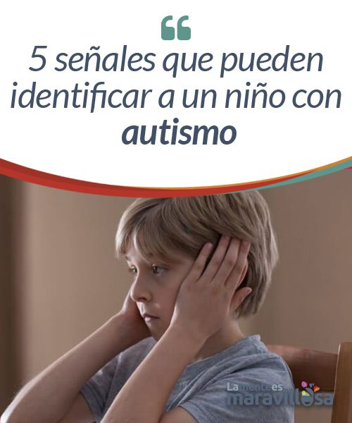 """5 señales que pueden identificar a un niño con autismo  No es extraño escuchar frases como """"ese chico de clase no se relaciona mucho con los demás, parece autista"""" o """"eres tan independiente y solitario que pareces autista"""". La palabra """"autismo"""" popularmente designa a todas aquellas personas que tienen problemas para comunicarse y relacionarse con los demás, cuando en términos clínicos esto está lejos de ser así."""