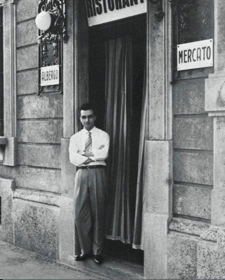 Questionnaire #005. Gualtiero Marchesi