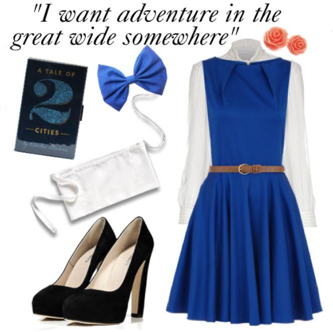 1000  ideas about Belle Blue Dress on Pinterest - Belle blue dress ...