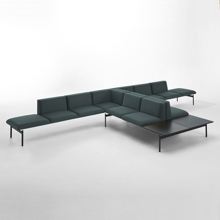 Designed By Carlos Tíscar, LAPSE Is A Comprehensive Modular Programme Of  Seats And Accessories That