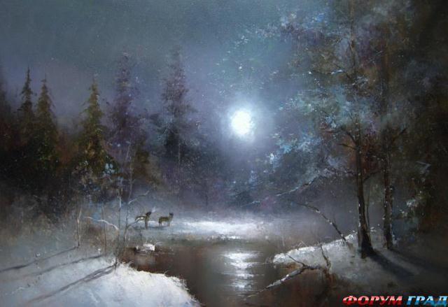 laszo neogrady paintings | trisha romance спокойствие тепло и доброта ...