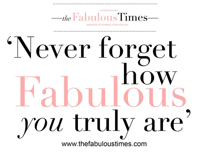 fabulous quotes to live by - photo #35