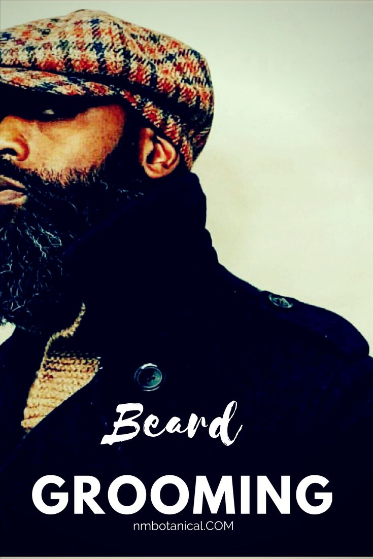 """Our beard grooming products are made with a botanical blend of infused organic calendula flowers and comfrey leaf with Jamaican black castor oil to help those gentlemen who have a difficult time in maintaining their """"mantastic"""" beard with effective and herbs, butters and oils to prevent breakage and promote hair growth."""