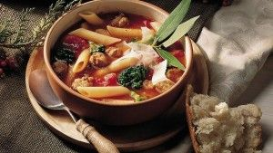 Italian Sausage Soup - Love From My Kitchen