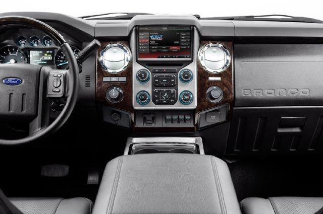 2016 Ford Bronco coming back after 20 years - 2015 - 2016 Release Date and Price