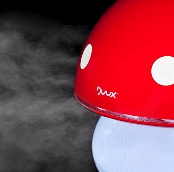 Umidificatore D'aria a Ultrasuoni Funghetto Rosso – RocketBaby.it