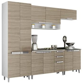 Cozinha Completa Itatiaia Suprema Saara com 5 peças
