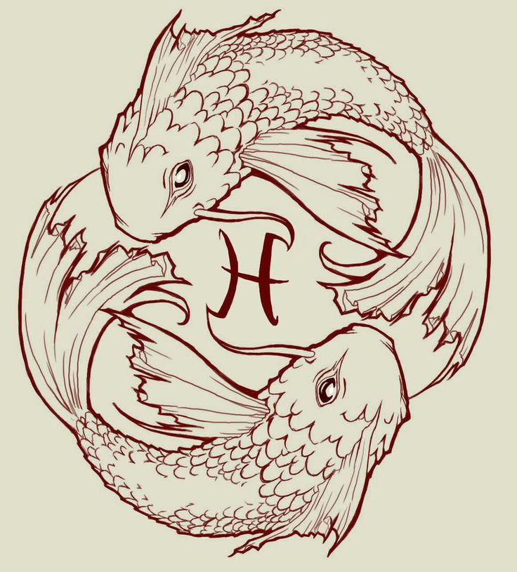 Best Pisces Images On Pinterest Blue And Books And Drawings - 30 unique pisces tattoos design ideas boys girls