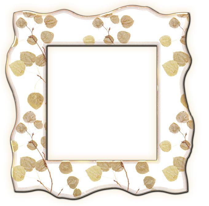 Rámečky průhledné 1 - čtverec a obdélník | Tvoření