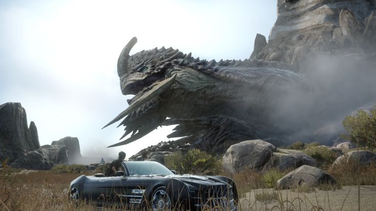 Tell Square Enix What You Think of the Final Fantasy XV Demo