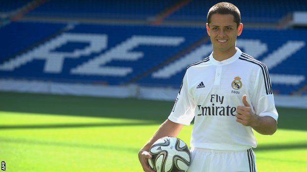 Chicharito | Real Madrid