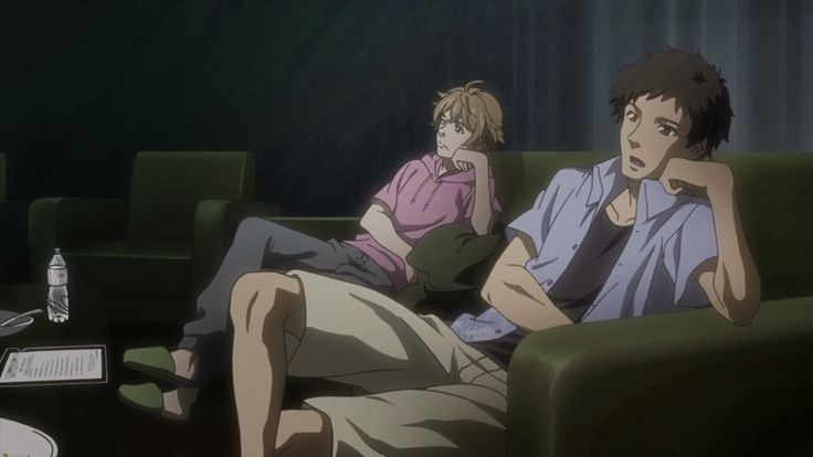 Samurai Flamenco ~~ Cop and Wannabe hero are just chillin' in the ultra-deluxe apartment... Yes, just chilling. Nothing more, right? Ep.1