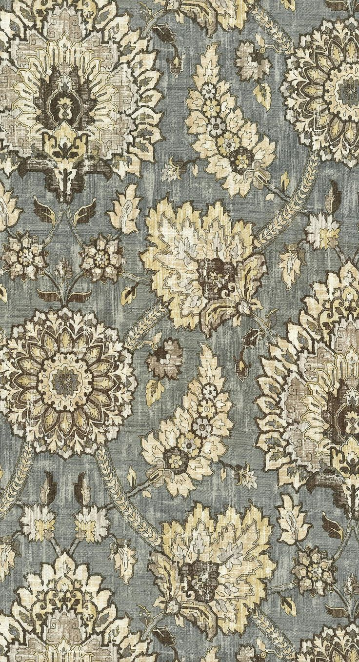 Waverly Upholstery Fabric-Bartlett Place Flax