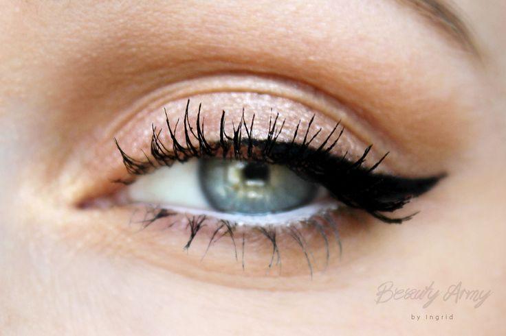 bronze eye makeup