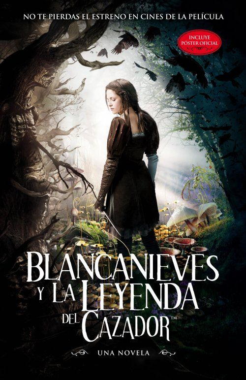 Blancanieves y la leyenda del cazador (libro)