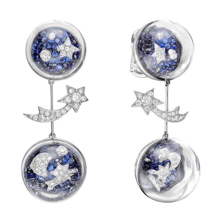 1000 ideas about chanel earrings on pinterest vintage. Black Bedroom Furniture Sets. Home Design Ideas