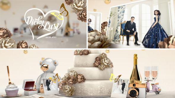 Wedding 14107039 Vip