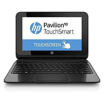 Pavilion Touchsmart 10z With 320gb Hd Onboard 2gb Ram Windows 8 64ft