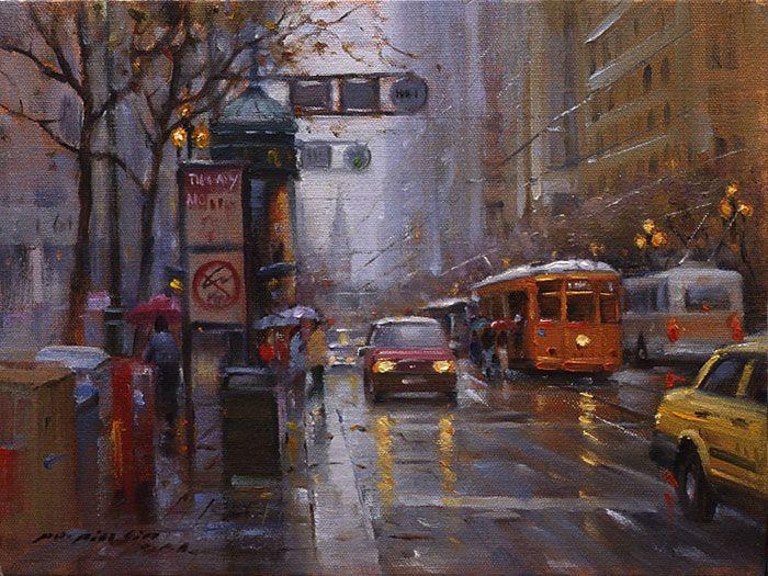 Oil Painting Artist In Atlanta