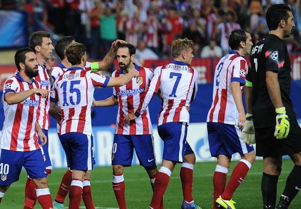 Agen Bola : Atletico Madrid Kembali Meraih Tiga Angka