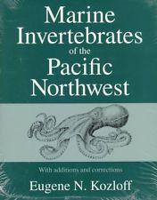 Invertebrados marinos del Pacífico noroeste con adiciones un.. 9780295975627