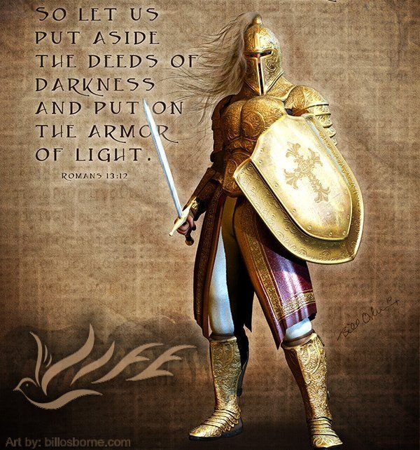 The Armor of Light | Christian | Christian artwork ...