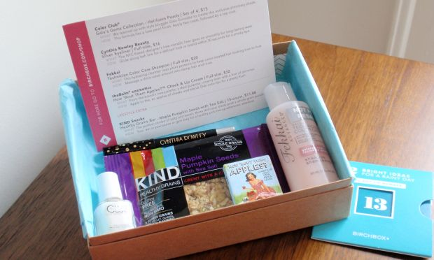 Birchbox - April 2014