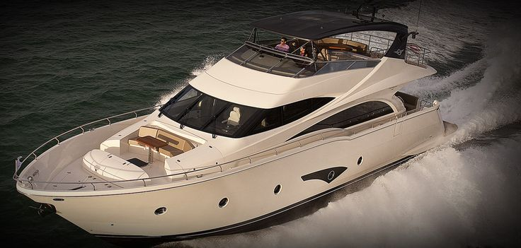 720 Luxury Yacht by Marquis Yacht Manufacturers