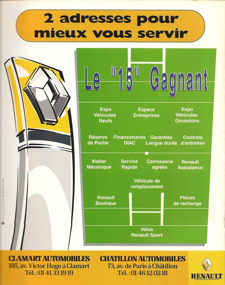 Calendrier 2002-2003 - Fédérale 2 - Page 2