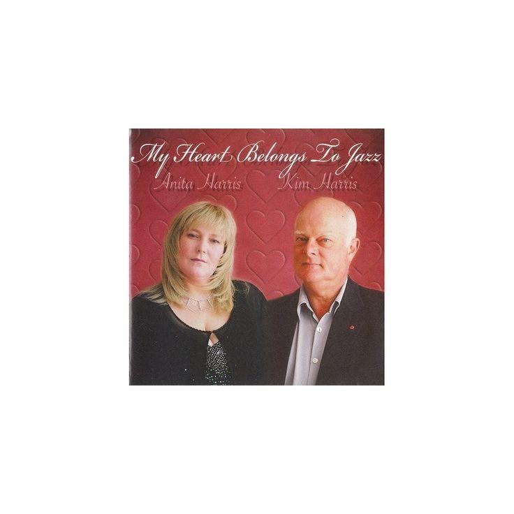 Anita Harris - My Heart Belongs to Jazz (CD)