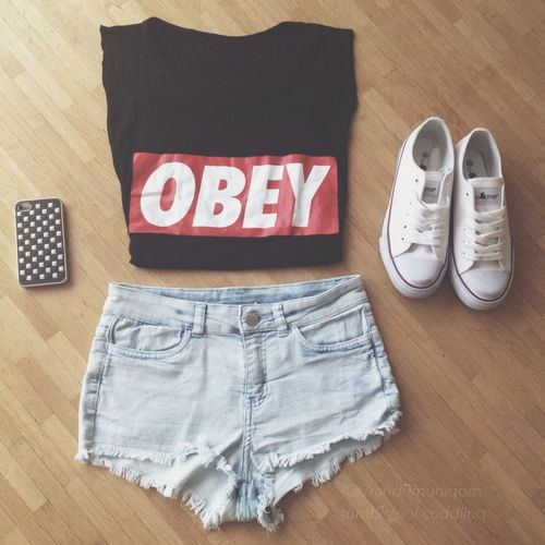 41 best images about obey on Pinterest | Pretty girl swag Search and We heart it
