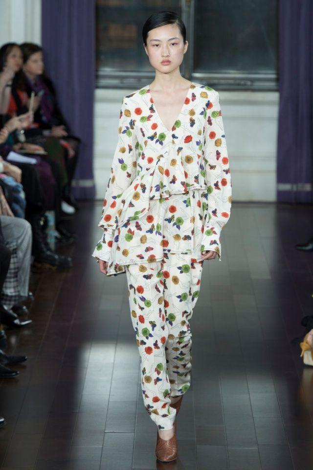 Jason Wu fall/winter 2017 collection – New York fashion week