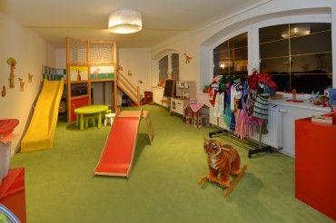 Dětská herna  - Wellness pension Fulda Černý Důl