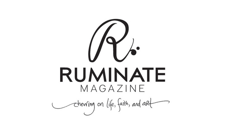 Ruminate Magazine Logo / Give Studio