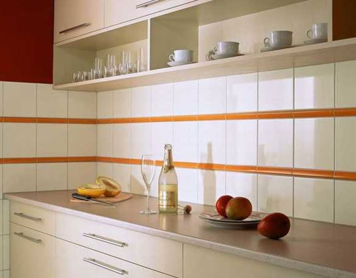 Engaging Kitchen Wall Tiles : Awesome Kitchen Wall Tiles Design  Kitchen…