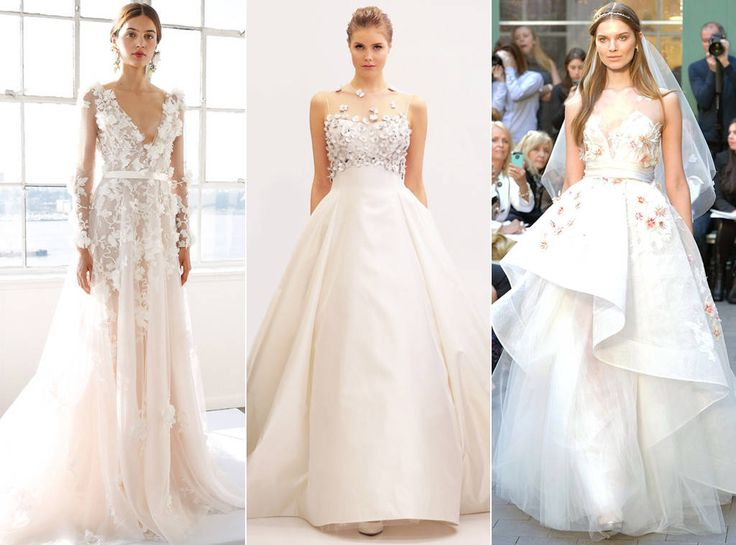 The 25 best kleinfeld wedding gowns ideas on pinterest pnina every wedding dress we hope to see on celebs this year junglespirit Images