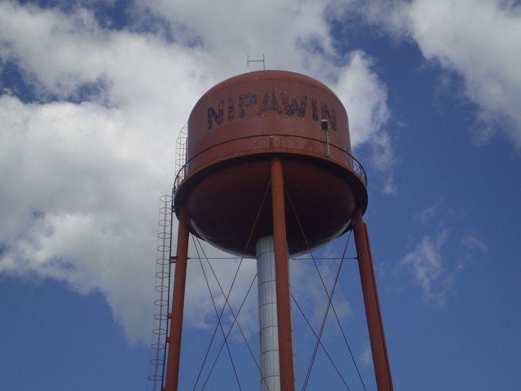 Nipawin Water Tower