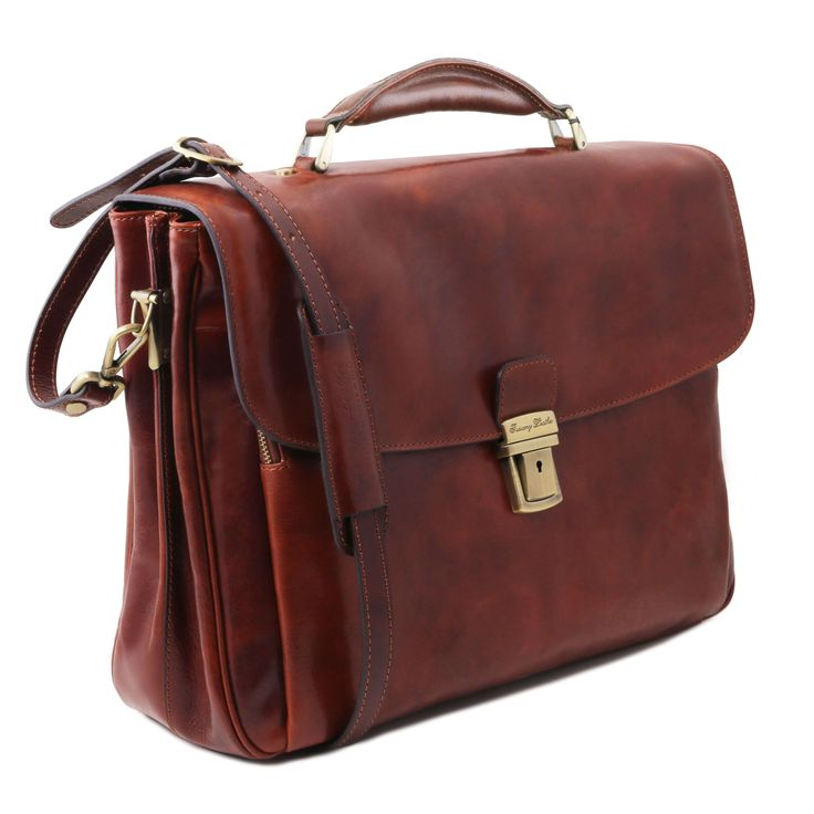 """Create the best possible """"first impression"""" in business with this stunning Alessandro briefcase."""